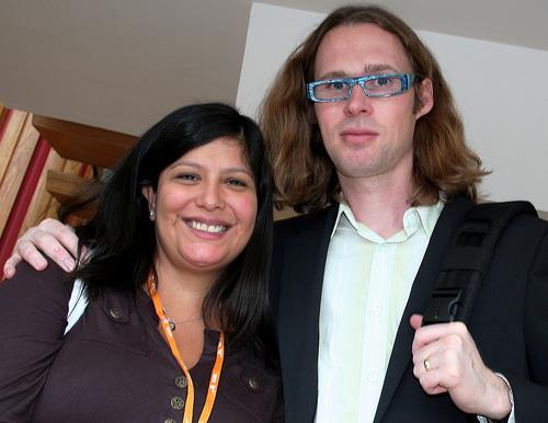 Bebo.com-Michael and Xochi Birch