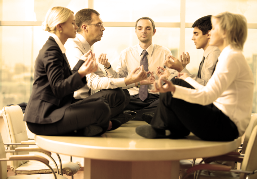 Yoga tips for corporate lifestyle