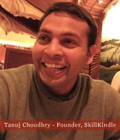 skillkindle-founder-tanuj-choudhry