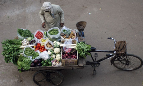 How Far Would You Go, To Buy Your Veggies?