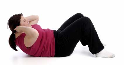 Myth Buster #5: Will Doing Crunches And Sit Ups Give You Flat Abs?