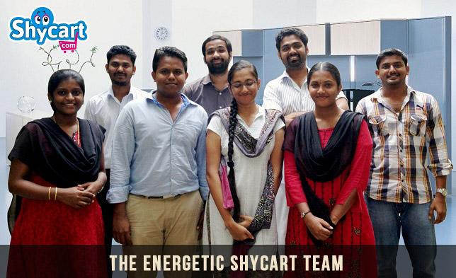 Shycart-team