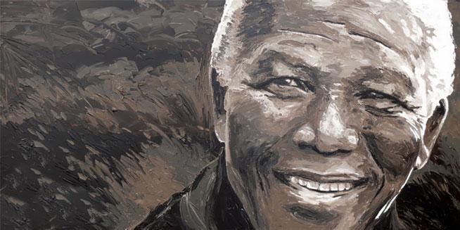 "Nelson Mandela ""The Invictus"" – An Unconquered Soul, An Unbeaten Man"