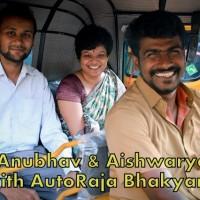 AutoRaja – Bringing Life to Three-Wheeled Scooter Rickshaws