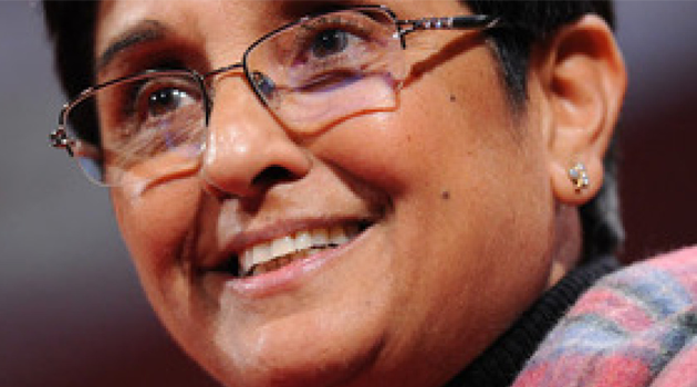 Kiran Bedi – The Woman Who Gave The Prime Minister Of India A Parking Ticket