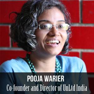 Pooja-Warier-founder-unltd-india