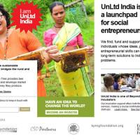 UnLtd India – Assisting Individuals In Creating Social Enterprises