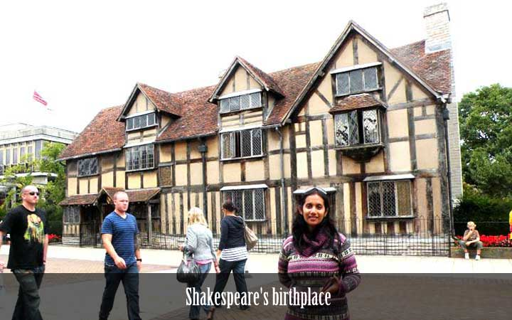 Shakespears-birth-place
