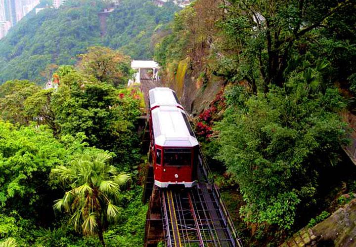 Peak-Tram-Hong-Kong