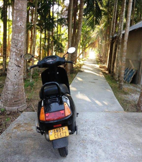 Taking the road less travelled while solo travelling in the Andaman Islands
