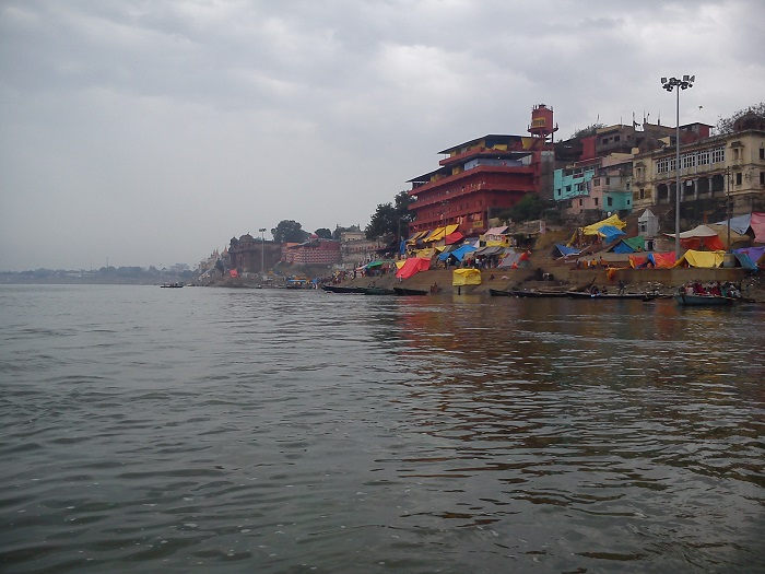 Ganges at Dawn