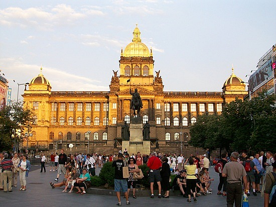 Wenceslas-Square-Prague