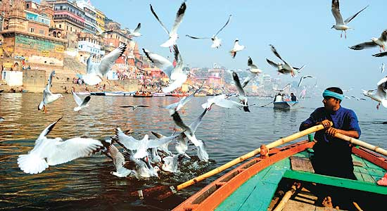 Banaras Where The Foodie, The Traveller And The Seeker