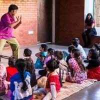 Vikram Sridhar: The Mechanical Engineer Who Turns Storyteller On Weekends