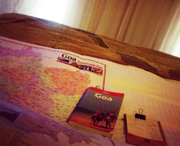 Planning Goa, when in Goa