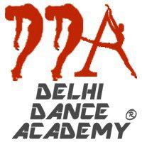 Delhi Dance Academy logo