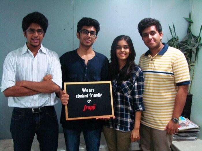[L to R] Armaan Vananchal, Karan Karnik, Pooja Shah & Niranjan Nakhate