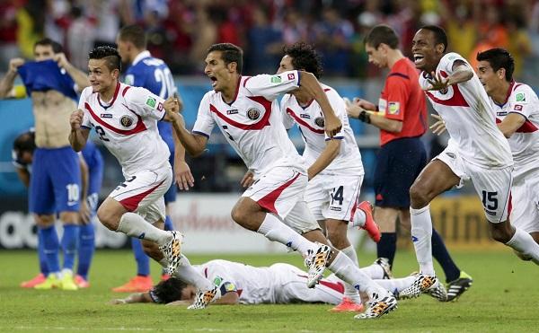 Costa Rica: Racing Past Stalwarts