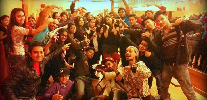 students delhi dance academy