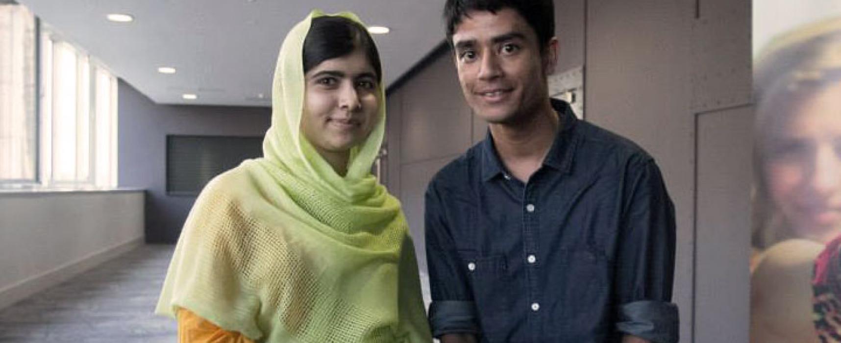 Meeting Malala: An Experience I Will Cherish Forever