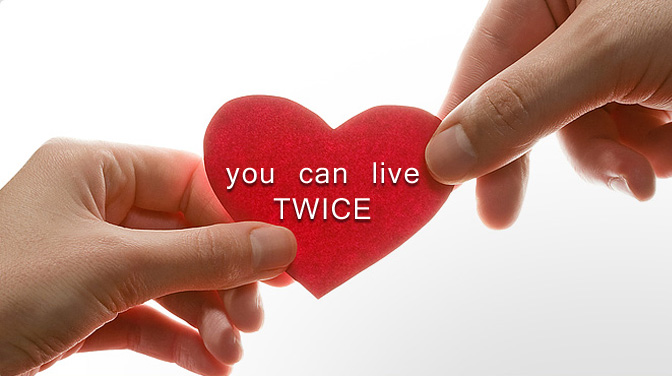 pledge an organ