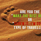 [Quiz] What Type Of Traveller Are You?