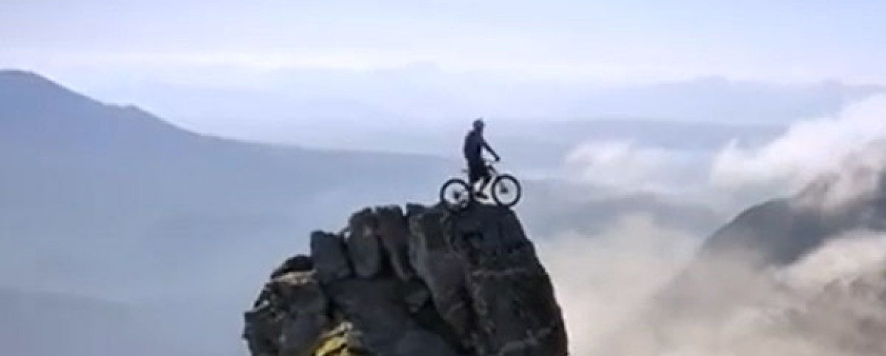 The Ridge: An Amazing Death-Defying Ride You Can't Miss