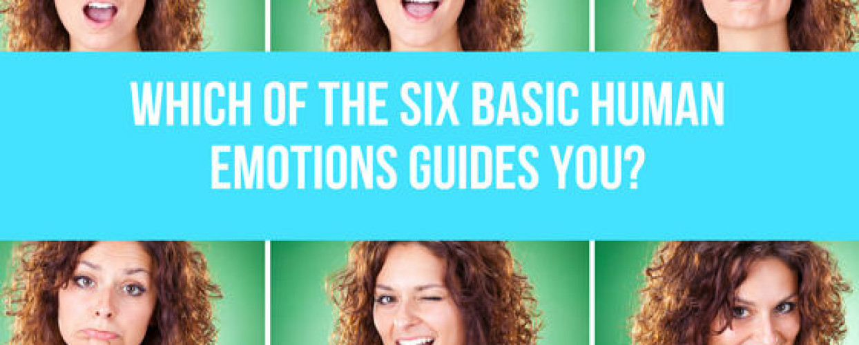 Find Out Which Emotion Rules You Secretly!