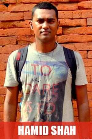 hamid shah's maiden solo trip k2k kanyakumari to kashmir
