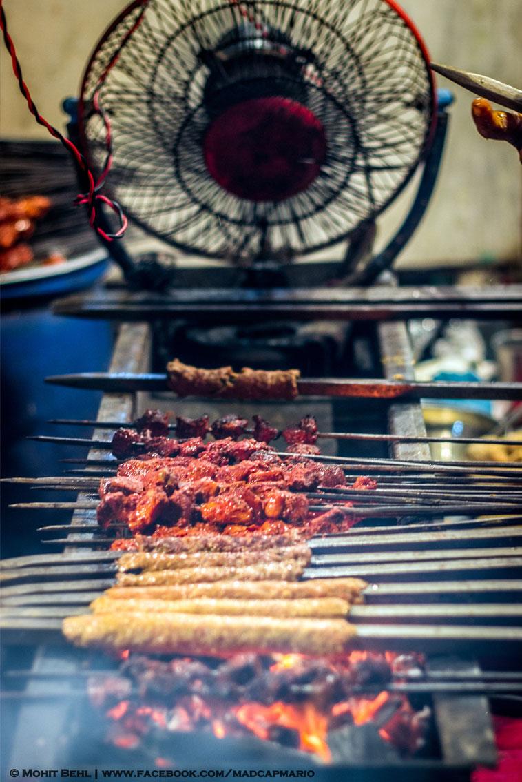 snacks kebabs tikkas