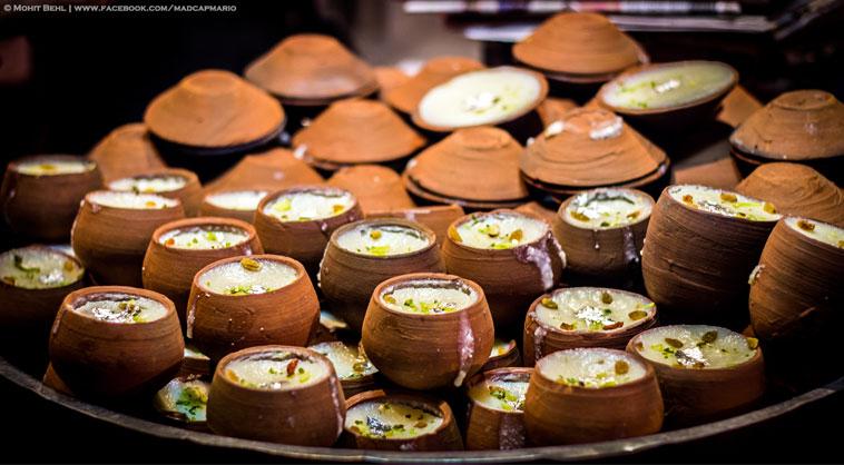 snacks sweetened lassi