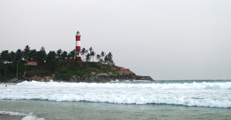 The Light House - Kovalam Beach