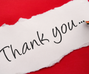 The Secret Power Of An Acknowledgement And A Thank You!