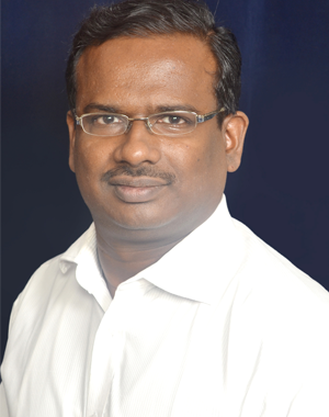 Gomathi Sankar, founder and CEO, Mocept