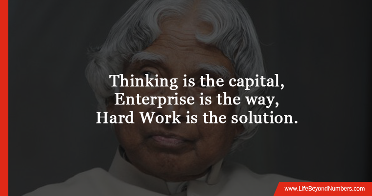 Dr. kalam quotes