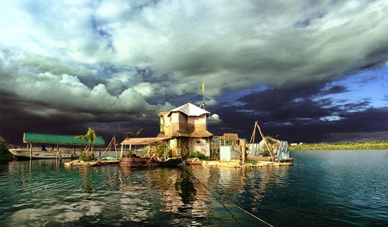 Joyxee Floating Island