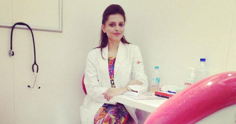 Dentist Neharika Yadav