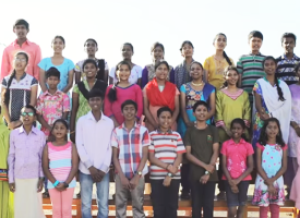 These Chennai Children Need Your Next 5 Minutes. You Won't Regret The Goosebumps. They're Special.