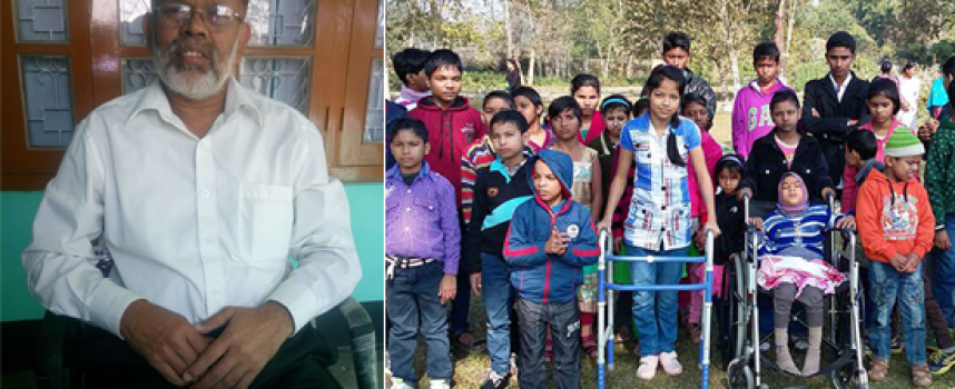 """Kumud Kalita: Turning Disability To """"This Ability"""", One Child At A Time In Assam"""