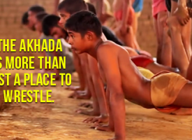 Get Over Sultan. Peek Into The Desi Akhada Training, The Backbone Of Indian Wrestlers At Olympics!