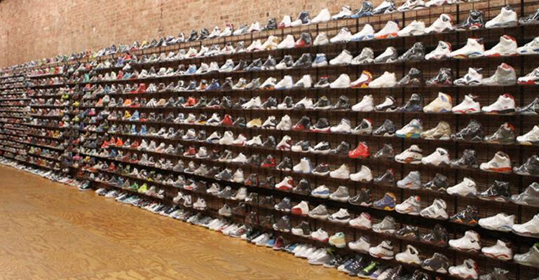 Fight Club Shoe Store