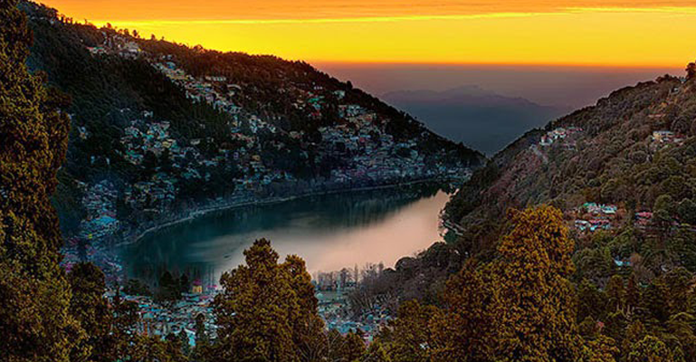 Nainital - safe place for female solo travelers in India