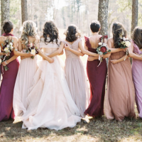 4 Simple Ways To Be The Best Long Distance Bridesmaid