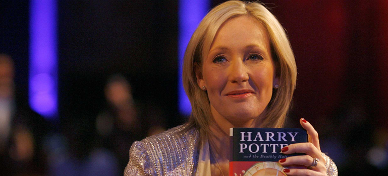 road to success jk rowling