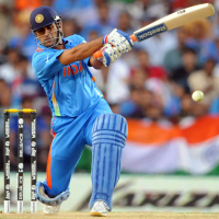 Dhoni Captains India For One Last Time. Watch How The Crowd Greeted Him.