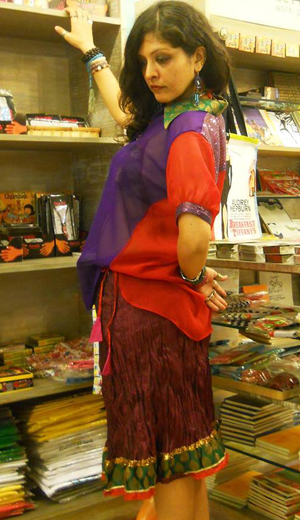 Kashish Chibaar Sharma tarot card reader