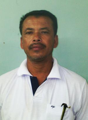 ramen deka militant turned art of living instructor