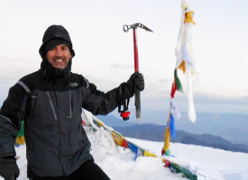 Vikas Dimri – The Ordinary Man Who Wants To Conquer The Mt. Everest And Support The Less Privileged.