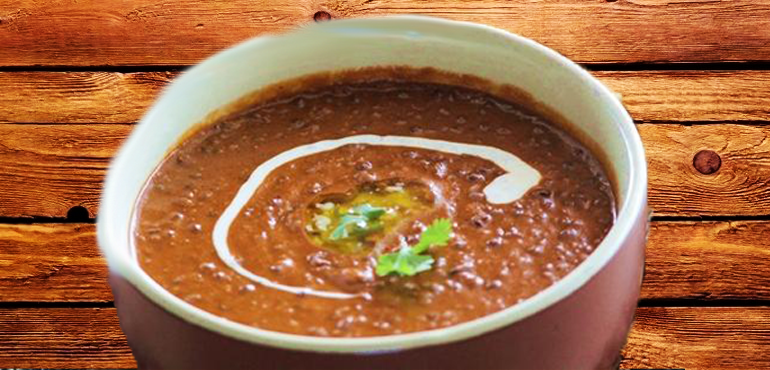 Dal Makhani - a musteat in Delhi