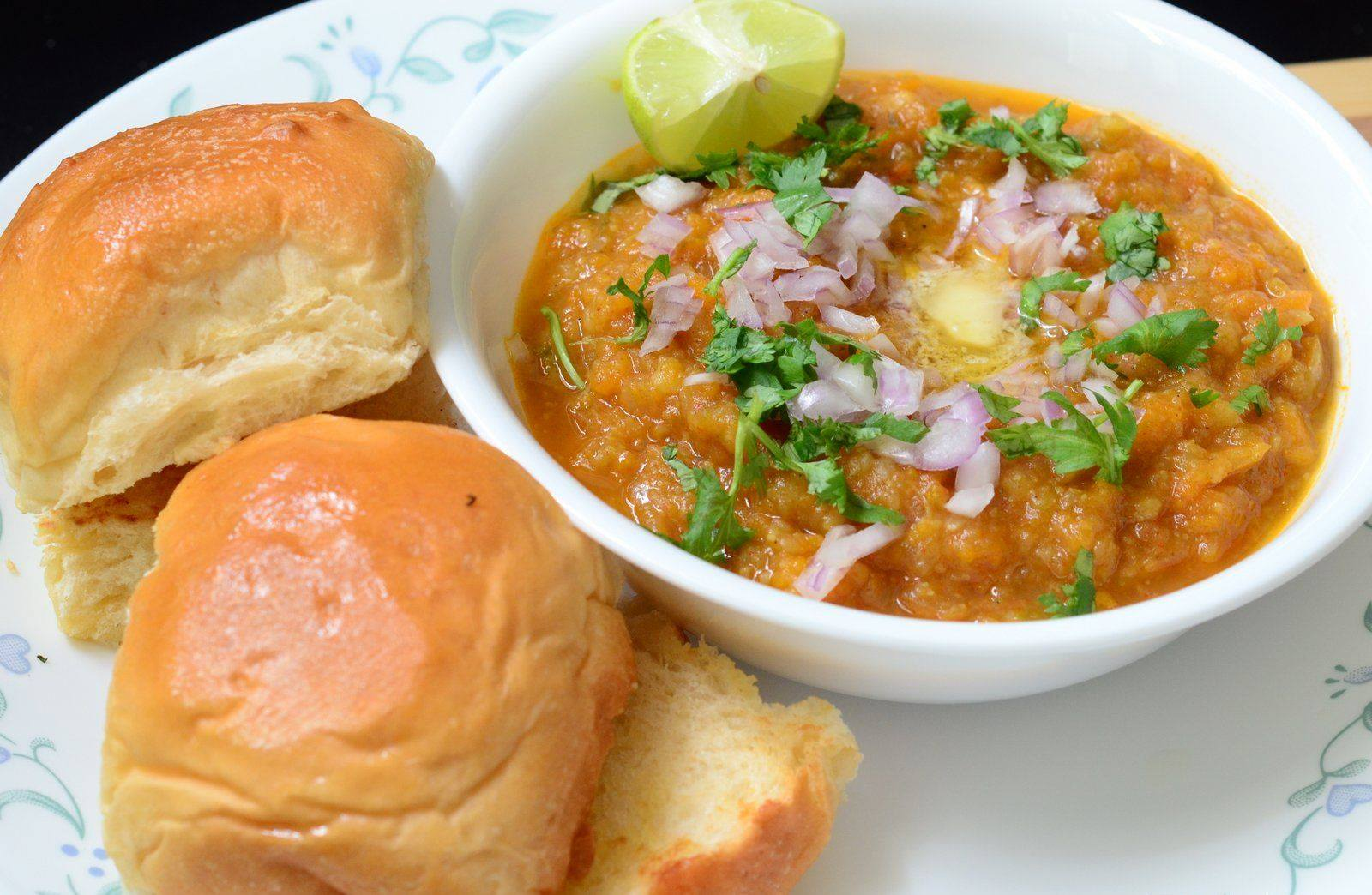 Pav Bhaji - must eat in Mumbai